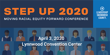 Step Up 2020: Moving Racial Equity Forward Conference tickets