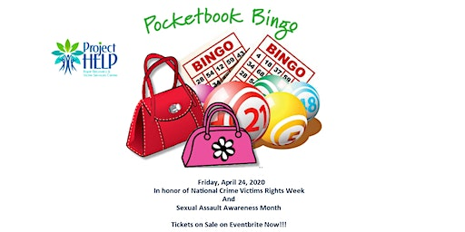 Pocketbook Bingo to benefit Project HELP, Inc.