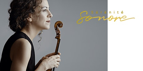 FORGIVEN - forgiveness through listening - Andréa Tyniec, violinist tickets
