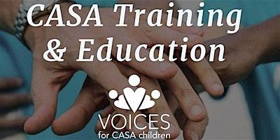 Being a Trauma-Informed CASA