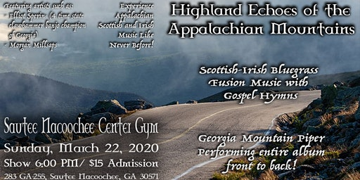 Highland Echoes of the Appalachian Mountains album release