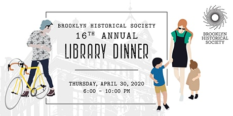 POSTPONED: 16th Annual Library Dinner tickets