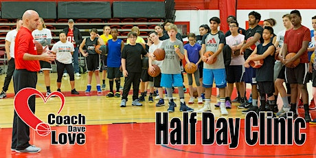 Coach Dave Love Shooting Clinic - Hamilton tickets