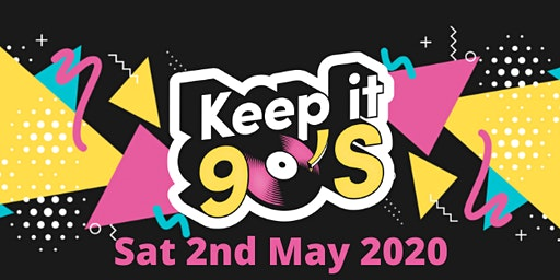 Mecca Gateshead Keep It 90s