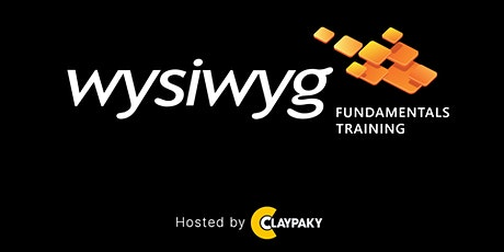 wysiwyg Fundamentals Training - Bergamo, Italy tickets
