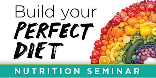 Build Your Perfect Diet Seminar @ Forma Gym Walnut Creek