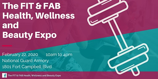 The FIT & FAB Health, Wellness and Beauty EXPO
