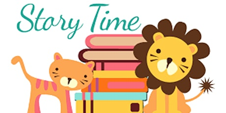 Virtual Story Time for Pre-Schoolers tickets
