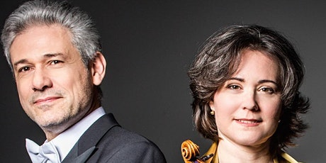 CONCERT: Duo Ingolfsson-Stoupel tickets