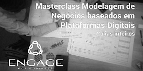 Modelagem de Negócios baseados em Ecossistemas e Plataformas Digitais tickets