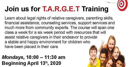 TARGET Training for Relative Caregivers