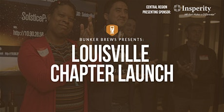 Bunker Brews Louisville: Chapter Launch tickets