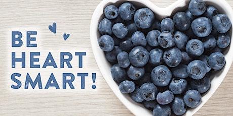 Be Heart Smart! tickets