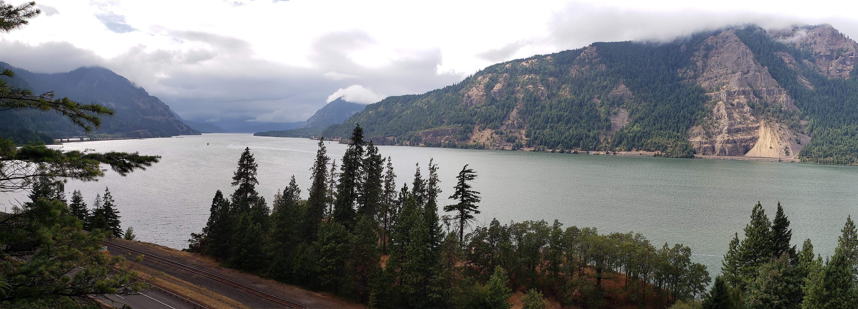 Historic Columbia River Hwy State Trail Bike Ride: Viento to Cascade Locks