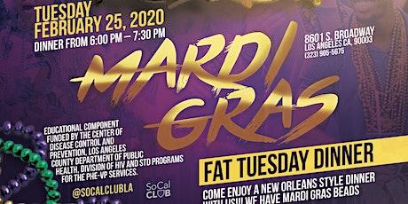 Mardi Gras-Fat Tuesday tickets