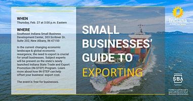 Small Business Guide to Exporting