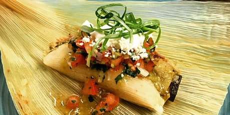 Tamales & Margaritas Cooking Class with Enrique! tickets