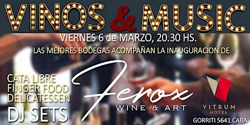VINOS & MUSIC