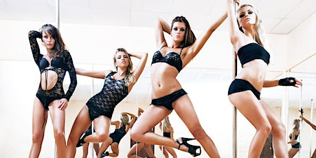 Dance 411: Adult Open Pole Dance (Co-Ed, All Levels) - Friday tickets