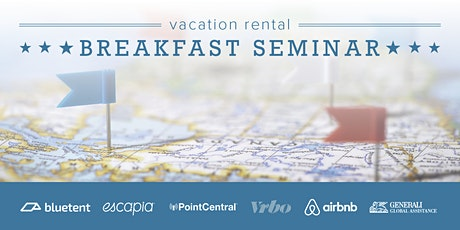 Vacation Rental Breakfast Seminar - Wilmington, NC - September 2020 tickets