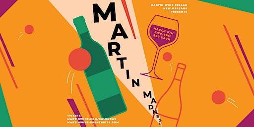 Martin Madness