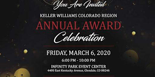 KW Colorado Region 2019 Awards