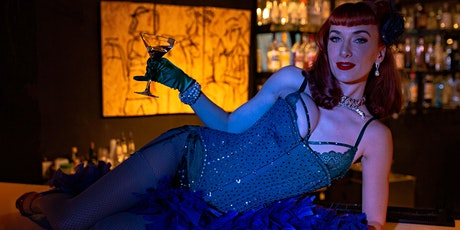 """Burlesque Dinner Theater """"Gin and Jazz"""" tickets"""