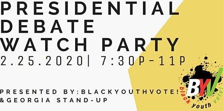 Black Youth Vote: Debate Watch Party tickets