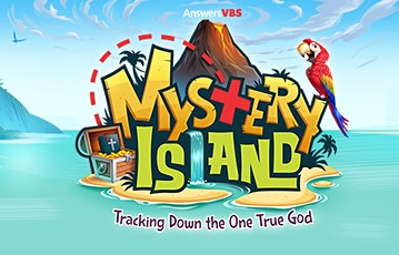 St. Michael Lutheran Church VBS 2020: Mystery Island tickets