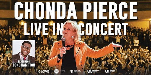 Chonda Pierce: Live in Concert