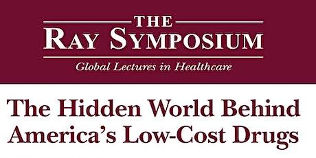 Ray Symposium tickets