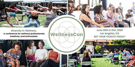 WellnessCon 2020 tickets