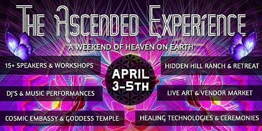The Ascended Experience - Transformational Festival