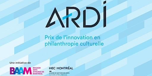 Soirée de remise des Prix ARDI 2020