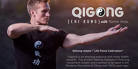 Qi Within - Qigong Introduction and Class  - Balance Body Mind Spirit tickets