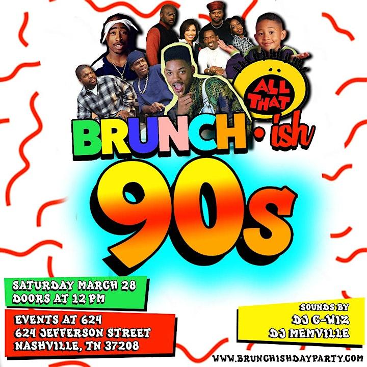 Brunch·ish: 90's Edition image