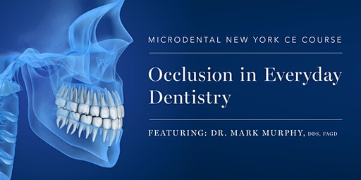 Occlusion in Everyday Dentistry