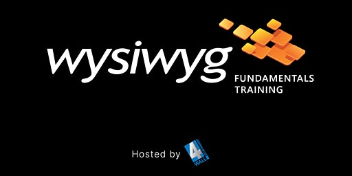 wysiwyg Fundamentals Training - Blackburn, UK