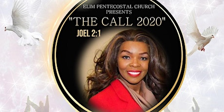 """2020 """"THE CALL"""" JOEL 2:1 tickets"""