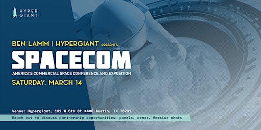 Ben Lamm   Hypergiant Presents: SpaceCom