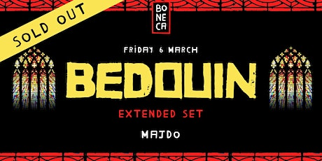 Boneca in the Church with Bedouin (extended set) tickets
