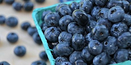 Blueberry Gardening tickets