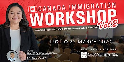 Canada Immigration Workshop - ILOILO
