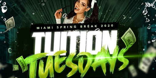 Tuition Tuesdays at King of Diamonds Strip Club 18+ Miami Spring Break