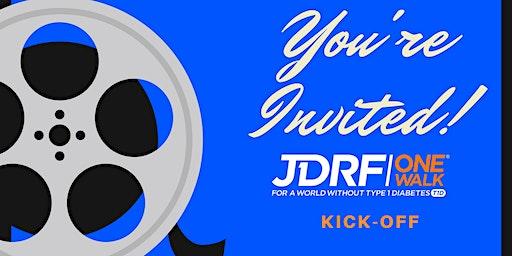 JDRF One Walk 2020 Kick-Off