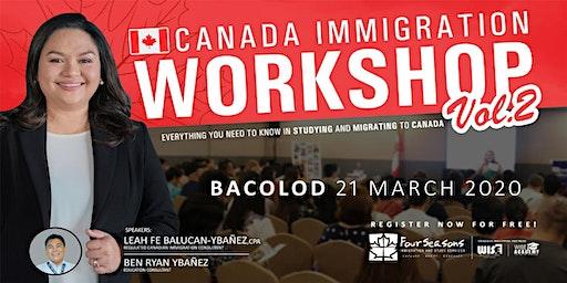 Canada Immigration Workshop - BACOLOD