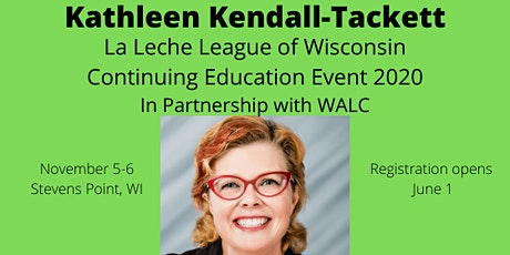 La Leche League of WI Continuing Education Event 2020 tickets
