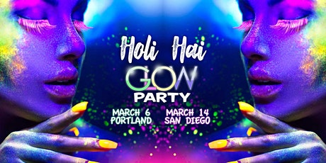 Holi Hai! Glow Party in Portland tickets