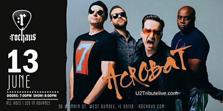 ACROBAT - The U2 Tribute Show tickets