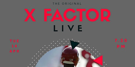The Original X Factor Live - An Audience With Dante Hall tickets